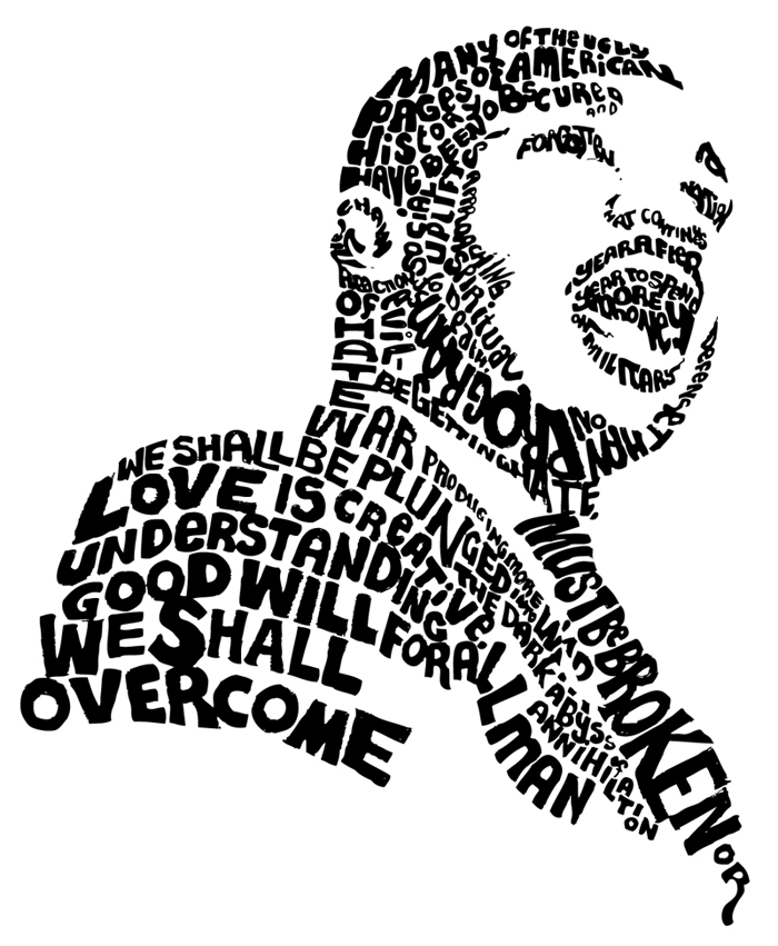 Dr Martin Luther King Clipart 11 Jpg