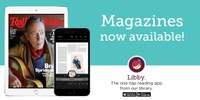 Libby magazines